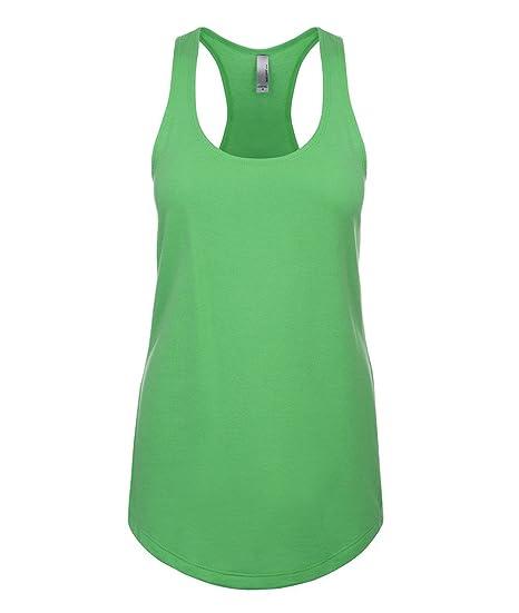 09b867e487b712 Next Level The Ideal Racerback Tank 1533 at Amazon Women s Clothing ...