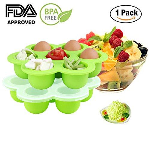 baby food storage ice cube trays - 8