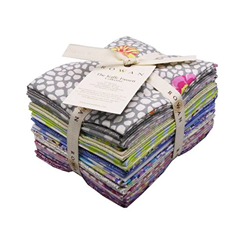 The Kaffe Fassett Collective Pastel Fat Quarter Bundle by Rowen Fabric