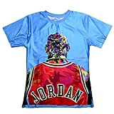 Chiclook Cool Hipster T-Shirt Men Women Jordan 3D Clothing Tops SWAG T Shirt