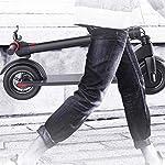 HAOYF-Monopattino-Elettrico-Pieghevole-Leggero-Impermeabile-E-Facile-da-Trasportare-Mini-Scooter-Elettrico-A-Due-Ruote-per-Adolescenti-E-Adulti-Carico-Massimo-100-kg