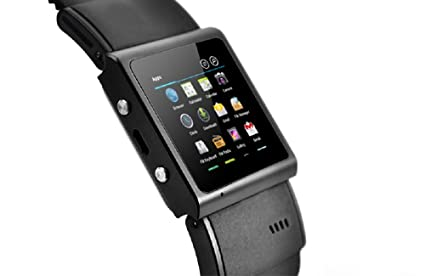 Nano Waterproof 3G Android Mobile Phone Smart Watch  1GHz Dual CPU ... 12bf9b577