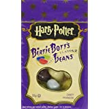 Harry Potter Bertie Bott's - Every Flavour Beans (1.2oz Jelly Bean Box) [2 Pack Bundle]