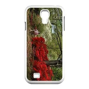 Samsung Galaxy S4 I9500 Csaes phone Case Azaleas DJH91667