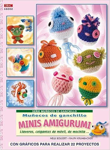 munecos de ganchillo minis amigurumi: BOLGERT: 9788498741001: Amazon.com: Books