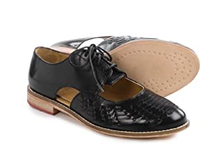 J Shoes 6.5 Harrow Oxford Black Shoes