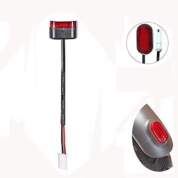 Yifant - Luz Trasera de Freno para Xiaomi M365 Electric ...