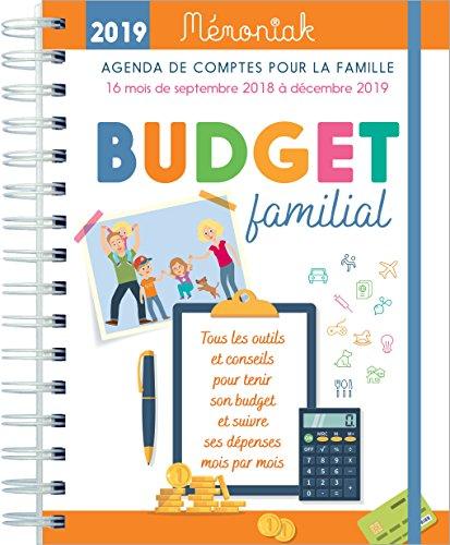 Budget familial Mémoniak 2018-2019