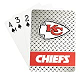 NFL Kansas City Chiefs Playing Cards