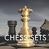 Chess Sets Calendar 2019: 16 Month Calendar