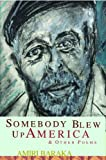 Somebody Blew up America and Other Poems, Amiri Baraka, 0913441619