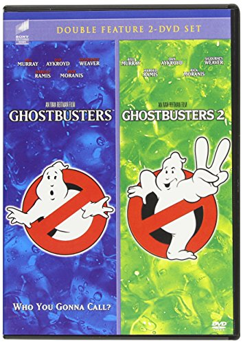 Ghostbusters / Ghostbusters 2 (Double Feature)