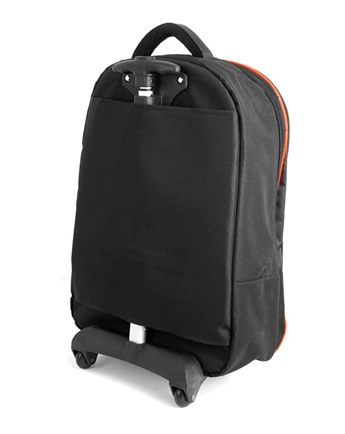 Amazon.com: DURAGADGET Lightweight Laptop Trolley Bag With Heavy-Duty Telescopic Handle Suitable For Toshiba Satellite C55-100 15.6-inch Notebook (Intel ...