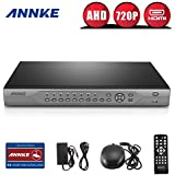 Annke AHD-720P 32-Channel High Resolution Recording Surveillance Standalone DVR Recorder, P2P Technology, QR Code Scan Remote Access, NO HDD (Certified Refurbished)