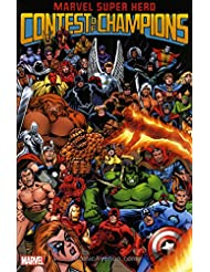 Marvel Super Hero Contest of Champions TPB #1 (2nd) VF ; Marvel comic book
