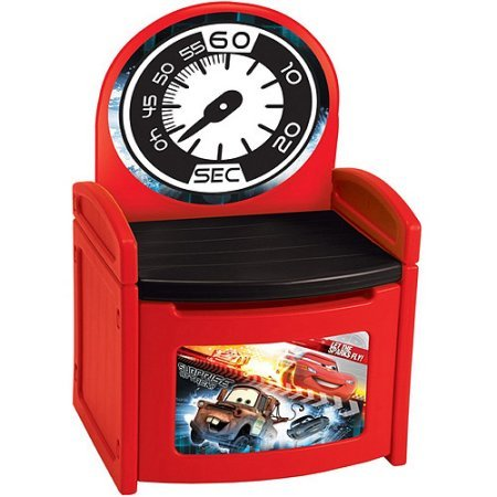 Disney Cars Maximum Velocity Sit