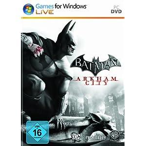 [Amazon] 2 für 1   Games & Zubehör: z.B. 2x Batman: Arkham City (PC) für nur 26,95€ inkl. Versand