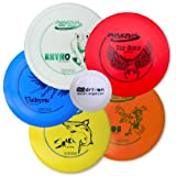 Disc Golf Starter Set (5 Disc Set (colors vary))