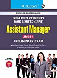 India Post Payments Bank Ltd. (IPPB): Assistant Manager (JMGS-I) Preliminary Exam Guide