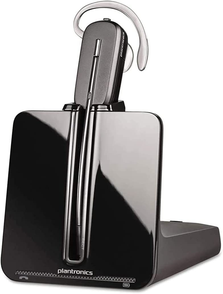 Plantronics-CS540 Convertible Wireless Headset (Renewed)