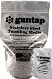 Stainless Steel Tumbling Media Pins - 0.047'' Diameter, 0.255'' Length (8 lb Pack)