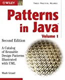 Patterns in Java: A Catalog of Reusable Design