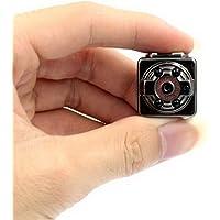 Menor câmera espiã 16 GB para filmagens e fotografias ocultas