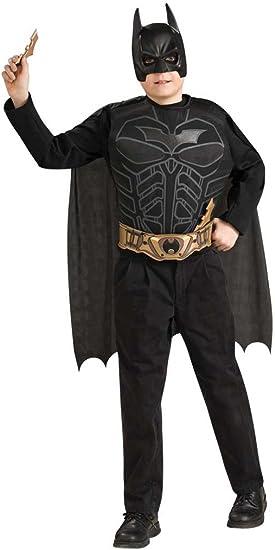 Rubies - Disfraz de batman para niño (5 años): Amazon.es ...
