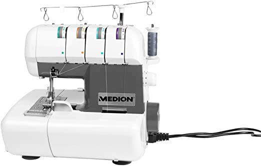 MEDION MD 16600 - Máquina de Coser (Máquina de Coser automática ...