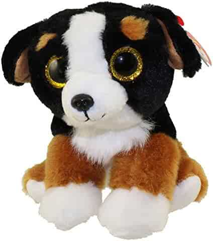 00585183c70 TY Beanie Baby - ROSCOE the Bernese Mountain Dog (6 inch) - Stuffed Animal