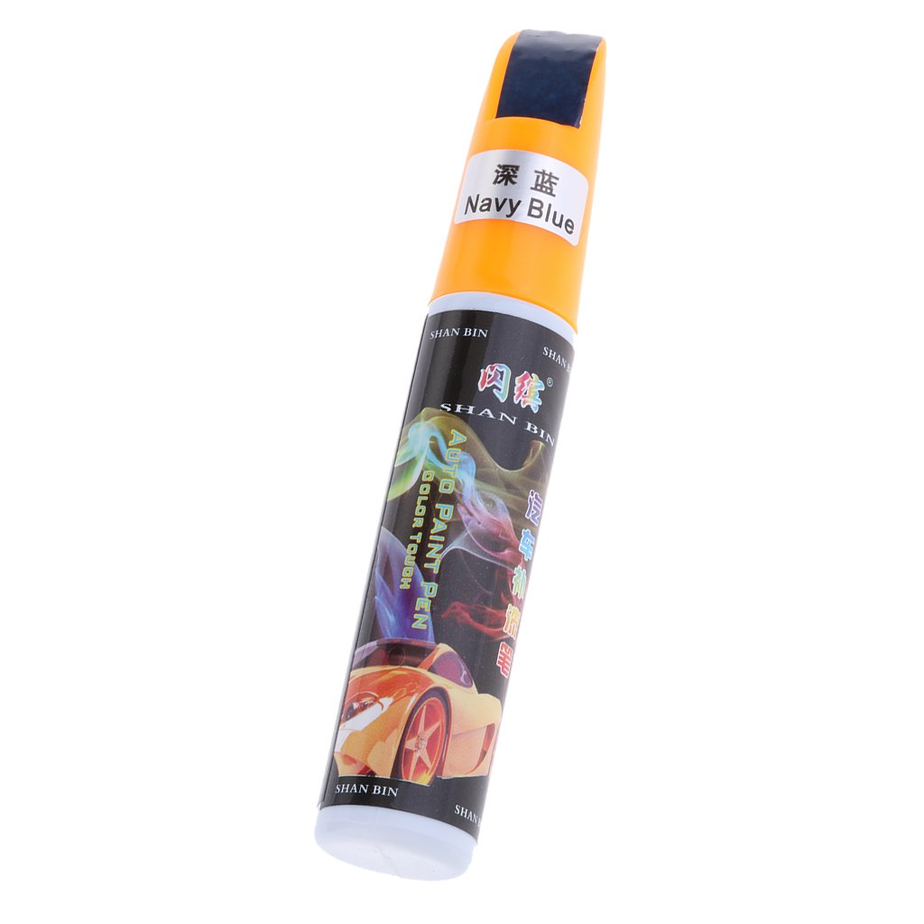 Baoblaze Fix tools for Car Paint Repair Pen Fix It Pro Clear Scratched Remover Touch Up Pens Suitable for Different Cars,Repeated Several Times,Blue