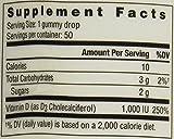 Image of Rainbow Light Vitamin D3 1000 IU Sunny Gummies Lemon 50 ea (Pack of 3)