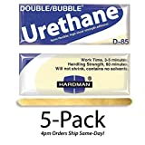 Double/Bubble® Semi-Rigid High Shear Strength Urethane Adhesive, 100 Packs per Box