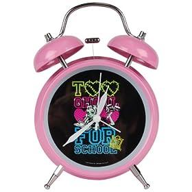 Despertador alarm clock Muñecas Monster High menos de 20 euros Less than 30$ dolls Monster High