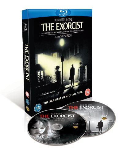 The Exorcist [Blu-ray] [1973] [Region Free]