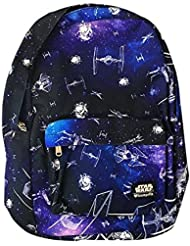 Loungefly Star Wars Ship and Galaxy Backpack