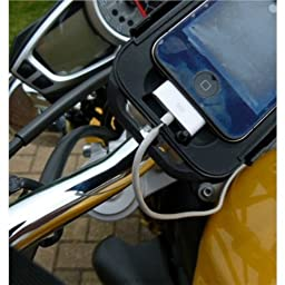 Easy Fit Waterproof Tough Case Motorcycle Mount for iPhone 4S