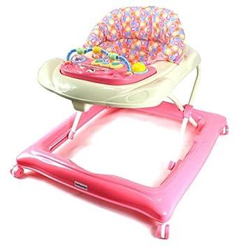 Amazon.com: bebemio Musical Play Mates andador para bebé w ...
