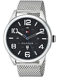 Mens 1791161 Analog Display Quartz Silver Watch