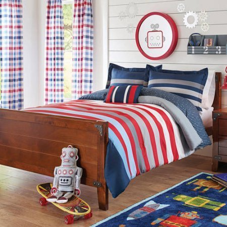 better-homes-and-gardens-kids-red-stripes-comforter-set-includes-comforter-sham-and-decorative-pillo