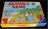 Arthur's Game: An Imagination, Memory and Storytelling Game
