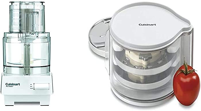 The Best Cuisinart Food Processor 11 Cup Flat Cover
