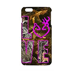 Angl 3D Case Cover Browning Logo Phone Case for iphone 5 5s