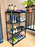 Tool Holder Storage Shelf Shoe Storage Rack DIY