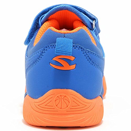 Pictures of JIAWA Boys Sneakers Casual Strap Lightweight Sports JWAS3375 6