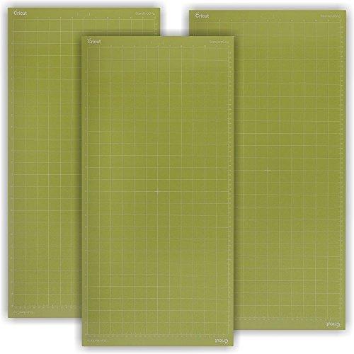 Cricut 12x24 Standardgrip Adhesive Cutting Mats | 3 Pack