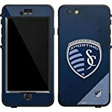 Sporting Kansas City LifeProof Nuud iPhone 6 Plus Skin - Sporting Kansas City Canvas Vinyl Decal Skin For Your Nuud iPhone 6 Plus