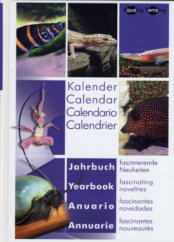AQUALOG Yearbook 2013 (English and German Edition)