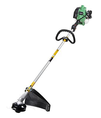 Hitachi CG22EAP2SL 21.1cc 2-Cycle Gas Powered Solid Steel Drive Shaft String Trimmer