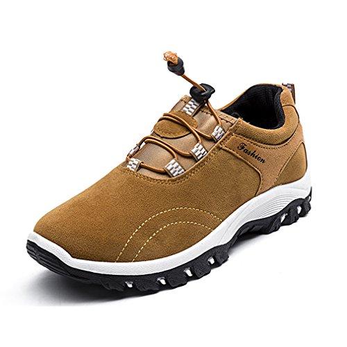 Honel ランニングシューズ スポーツシューズ スポーツスニーカー カジュアルシューズ アウトドア メンズ レディース両用 超軽量 登山靴